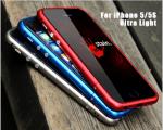 Bumper na iPhone 5 (kovový, šroubovací)