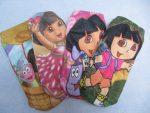 Ponožky Princezny, Hello Kitty, Dora