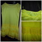 Žlté šaty